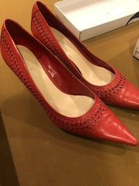 Salmon colored Nine West shoes Baltimore, 21220