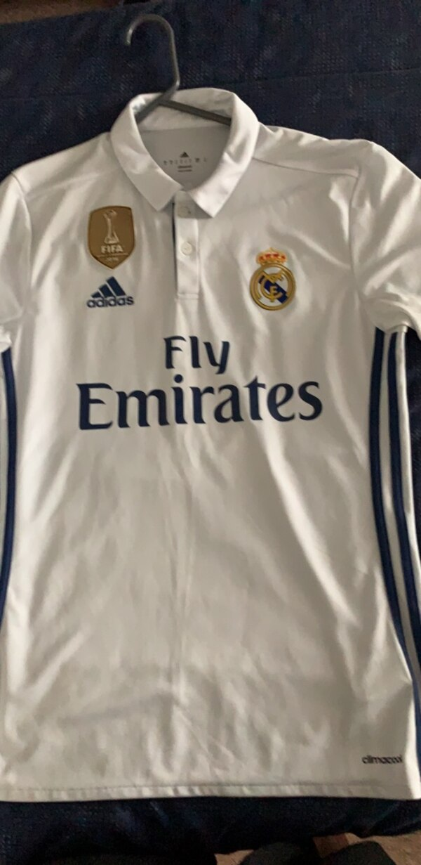 newest 22bc9 26b1e Real Madrid jersey Ronaldo 17-18