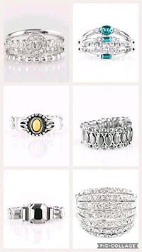 New adjustable rings $5.00 each Central Point, 97502