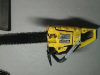 yellow and black chainsaw Stirling