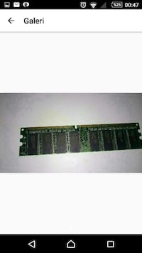 kingston 1gb ramm Ankara, 06370