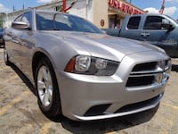 2014 Dodge Charger Gray Houston, 77008