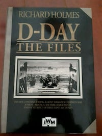 World war 2 history book/files & CD