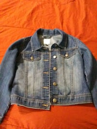 Girls jean jacket size L10-12 Mission, 78573