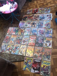 Comic books  Mount Hope, 25880