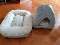 Small pet bed and igloo Centreville, 20120