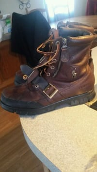 Polo Ralph Lauren andres lii boots