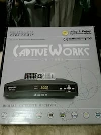 Digital Satellite Receiver(CAPTIVE WORKS) Kitchener, N2B 1W8