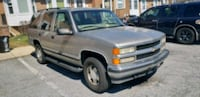 Chevrolet - Tahoe - 1999 Suitland-Silver Hill, 20746