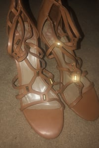 New Fergalicious strappy heels sz 9 Washington, 20012