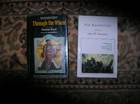 Two Fine Books about The Marines in WW 1 Springfield
