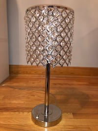 Silver Lamp null