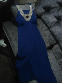 Royal blue prom dress Springfield, 65807
