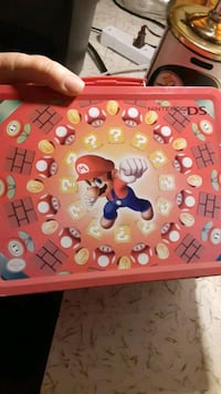 Mario brothers  lunch box