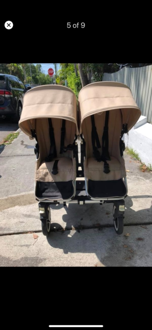 Bugaboo Donkey Duo 2 double stroller a6c9af52-9a7c-4290-b025-cf948d53e410