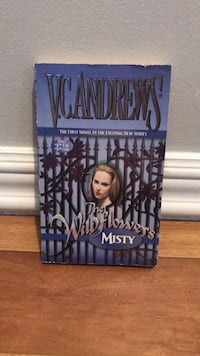 Misty By V.C Andrews Saanich