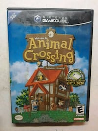 Animal Crossing original gamecube game w memory card Eldersburg, 21784