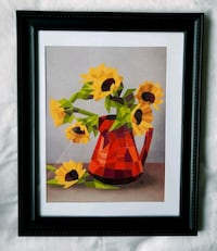 Sunflowers in a Vase  Mississauga, L5R