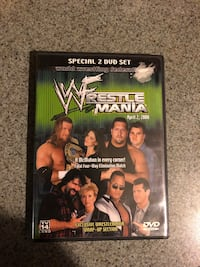 WWF Wrestlemania 16 2-Disc DVD Baltimore, 21230
