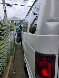 2012 Ford E-Series Econoline Wagon