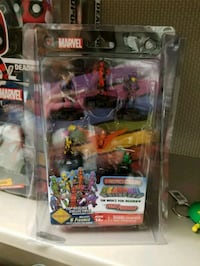MARVEL HEROCLIX: DEADPOOL AND THE MERCS FOR MONEY  Indianapolis, 46220