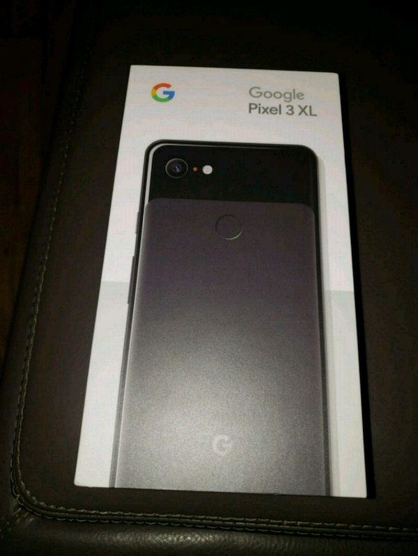New unlocked in the box, google pixel 3 xl