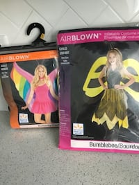 2 for $30. Sealed NEW HALLOWEEN costumes Toronto, M9R 1Z1