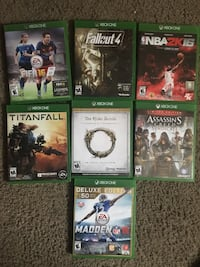 Xbox One Games Cincinnati, 45236