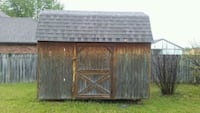 Shed amish built  Tulsa