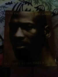 For the love of the game michael jordan book Oliver Springs, 37840