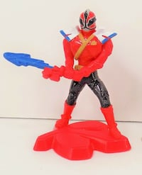 i have some power rangers starting at $3 like the one in the picture