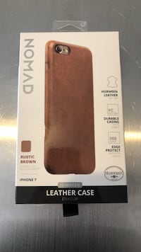 Leather iPhone 7/8 case Jersey City, 07306