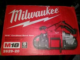 Milwaukee band saw tool only brand new