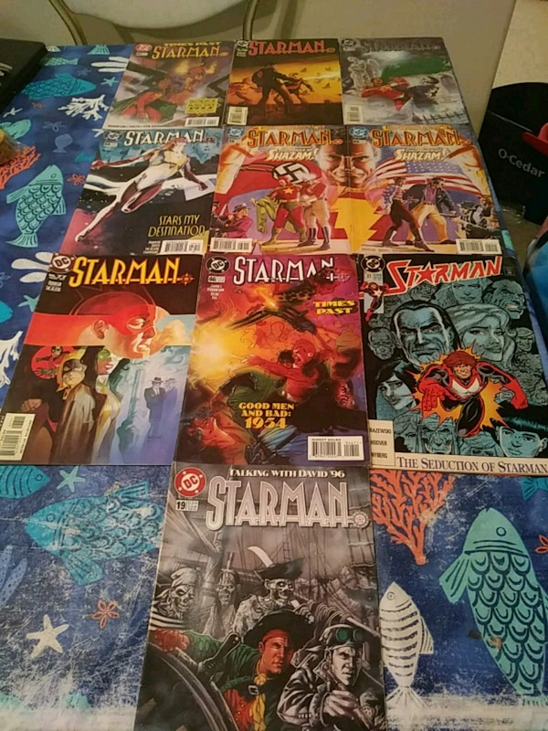 assorted Marvel comic book collection