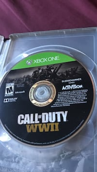 ww2 game Xbox one