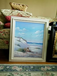 Signed Painting  Toms River
