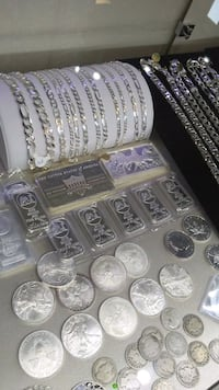 Pure silver bullion and pre 1965 coins Virginia Beach, 23452