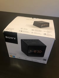 BNIB Sony digital watch and radio Richmond Hill, L4S 1E5