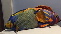 2 Fish Pillows Sold as a Set or Separately Elkton, 21921