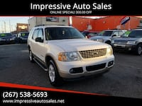 Ford-Explorer-2005 Philadelphia
