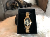 New Gold Baby Phat Watch