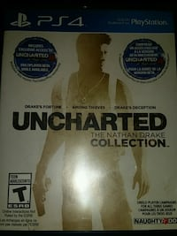 Uncharted Ps4  Toronto, M1X 2E5