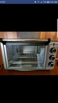 Black and decker convection/toaster oven Indianapolis, 46268