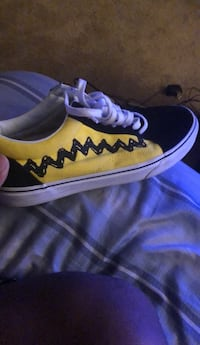 Charlie Brown vans Detroit, 48226