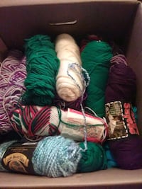 Box of yarn Harpers Ferry, 25425