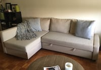 IKEA Sleeper Sectional Chevy Chase, 20814