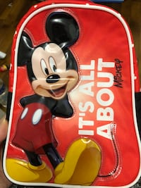Sac à dos Mickey  Paris, 75011