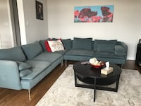 Ikea Sectional sofa (5 seats) in Oakville Oakville, L6H 7P2
