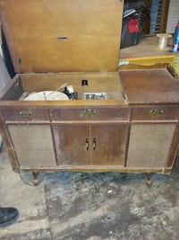 brown wooden cabinet with drawer Binghamton, 13901