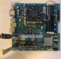 HT2000 Motherboard with GT610 graphics card Toronto, M3C 0N8